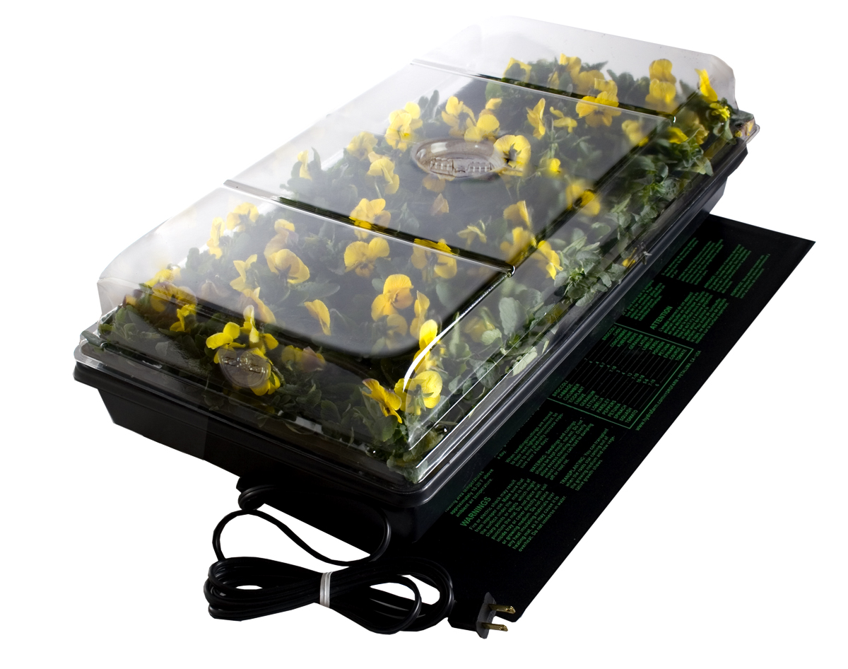 HEATED GERMINATION STATION - 72 CELLS #CK64050
