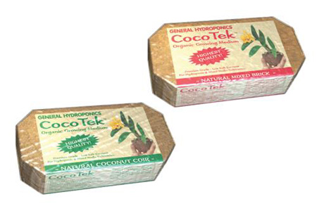 GH COCOTEK NATURAL COCONUT COIR BRICK - CASE OF 24 #714065