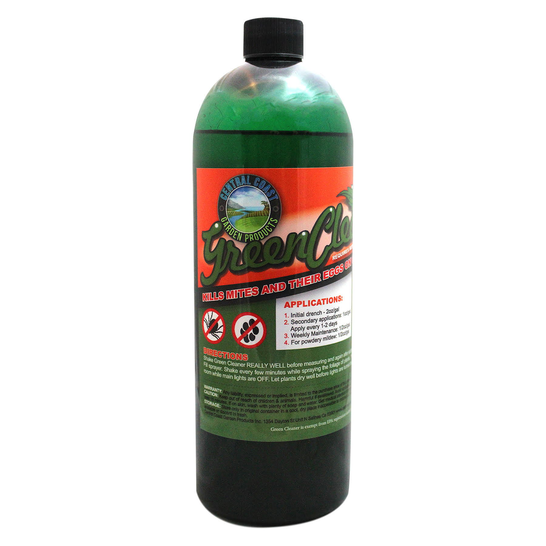 GREEN CLEANER 749806