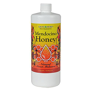GROW MORE MENDOCINO HONEY 721630