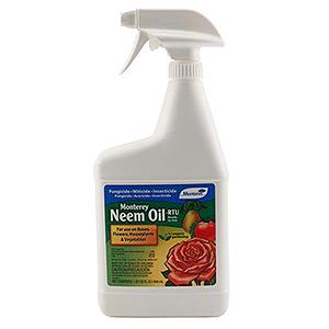 MONTEREY NEEM OIL RTU #704609